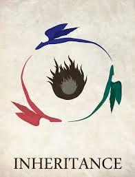 Blue: Resembles Saphira ( Eragon's Dragon) Red: Resembles Thorn ( Murtagh's Dragon ) Green: Resembles Firnen ( Arya's Dragon )
