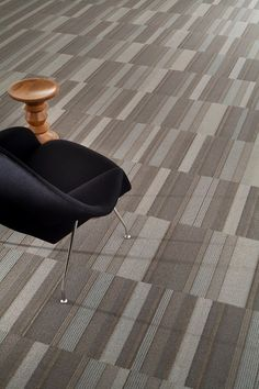 Lindstrom, a PVC-free, modular carpet from the Milliken Constantine Collection. What will you discover with the dawning of a new day? #modularcarpet #carpet #interiordesign #flooring #floorcovering #design #interiors #sustainabledesign #inspireddesign