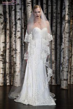 Naeem Khan 2015 Spring Bridal Collection