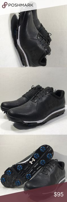 the latest 9cce6 6df1e New Under Armour Tempo Tour SZ 12 Golf Cleats New Under Armour Tempo Tour  Mens SIZE