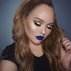 Queen!  @nikkietutorials used Legend Line Ace for her sharp wing. Shop our must-have liquid liner > #LinkInBio. // #SigmaBeauty by sigmabeauty