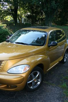 PT Cruiser by DianthusMoon, via Flickr