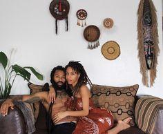 Black love , couples with locs, rasta love , love, locs