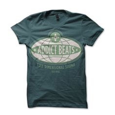 Addict Clothing Tee Shirts, Tees, Toronto, Addiction, Shirt Designs, Clothing, Mens Tops, Closet, Vintage