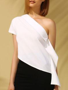    Rita and Phill specializes in custom skirts. Follow Rita and Phill for more white blouse images.  https://www.pinterest.com/ritaandphill/the-white-blouse?utm_content=bufferb48fe&utm_medium=social&utm_source=pinterest.com&utm_campaign=buffer