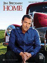 Jim Brickman: Home (Book)