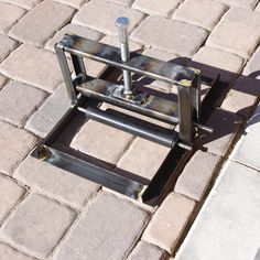 Metal bender - search Instructables