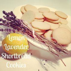 Ingredients: 1 stick salted butter, softened 1/3 cup organic sugar 1 drop lavender essential oil 8 drops lemon essential oil 1 cup flour Directions: Cream butter, sugar and essential oils together....