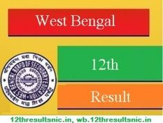 West Bengal Higher Secondary Arts Result 2016, WBCHSE 12th Class Results 2016