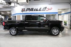 2016 Chevrolet Silverado 2500HD HIGH COUNTRY For Sale in Berthierville QC   Paillé GM - Chevrolet Buick GMC