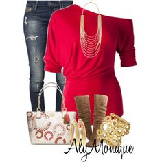 Untitled #436, created by alysfashionsets on Polyvore