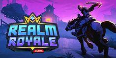 Realm Royale – Nuevo Battle Royale de Hi-Rez Studios Ps4, Playstation, Nintendo Switch, Hi Rez, Studios, Pirate Queen, Online Battle, Online Magazine, Kings Game