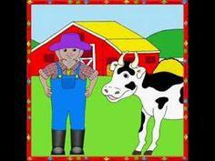 Old MacDonal Had a Farm. Good for Farm theme Fun Songs, Kids Songs, Smart Board Activities, Farm Activities, Kindergarten Songs, Farm Unit, Farm Crafts, Music And Movement