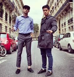 Ian Eastwood and Brian Puspos
