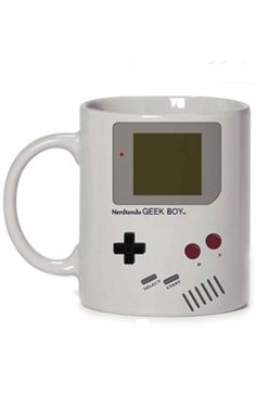 For the classic gamer who loves their coffee. £6.99.