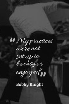 11 Best Bobby Knight Images In 2019 Bobby Knight Quotes