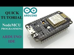 Getting started with NodeMCU (ESP8266 tutorial #1) - YouTube
