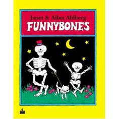 Funny Bones by Janet and Allan Ahlberg. I used to LOVE these books!