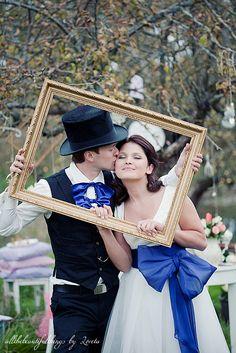 Alice in Wonderland Wedding   Flickr - Photo Sharing!