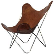 We Would Love To Sit Back And Relax In This Design Steal   Desire/Acquire: Butterfly  Chair