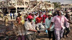 सोमालियाः भयानक बम धमाके में 231 की मौत, 250 से ज्यादा लोग घायल