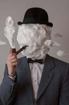 Incredible Surreal Photography by Marcus Møller Bitsch man bubble