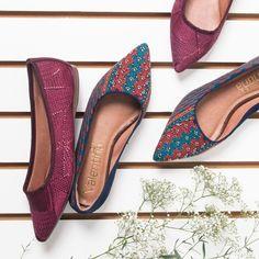 Qual estilo voce prefere lisa ou com estampa? Eu escolho as duas.  #ValentinaFlats #shoes #fashion #loveit #loveshoes #shoeslover #flat #sneakers #love #nice #style