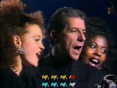 Pequeño vals vienes. Takeshi waltz. Leonard Cohen