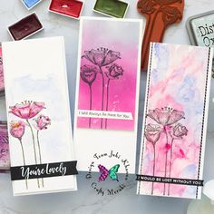 Card Making Templates, Card Making Tutorials, Handmade Birthday Cards, Greeting Cards Handmade, Beautiful Handmade Cards, Simple Handmade Cards, Scrapbook Cards, Scrapbooking, Karten Diy