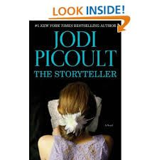 the storyteller jodi picoult - Google Search  AMAZING READ and SAD!