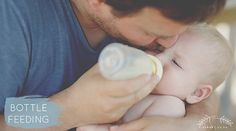 Bottle FeedingTo breast or bottle feed is a debate most new mothers are totally unaware of until baby arrives and a decision has to be made. For many the decisi