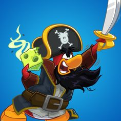 Pirate Games for Kids - Outdoor Activities | Club Penguin