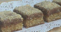 Marcipan kocke ~ Recepti i Ideje Baking Recipes, Cookie Recipes, Dessert Recipes, Old Fashioned Nut Roll Recipe, Baklava Cheesecake, Peach Pound Cakes, Kolaci I Torte, Torte Recepti, Almond Shortbread Cookies