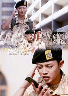 Descendants Of The Sun// their relationship was so cute Descendants, Song Joong Ki Birthday, Decendants Of The Sun, Sun Song, Songsong Couple, Korean Drama Series, Jin Goo, W Two Worlds, Song Hye Kyo