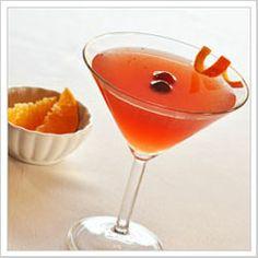 Cranberry Flower Martini   MyGourmetConnection