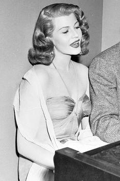 Rita Hayworth : Photo