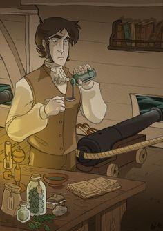 The ship's surgeon by vatvat99