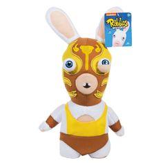 McFarlane Toys Rabbids Series 2 Loco Libre Plush Figure