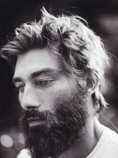 Patrick Petitjean - beard to your mother!