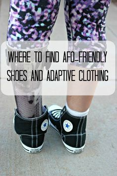 Where to Find AFO-friendly Shoes and Adaptive Clothing - Kids' Clothing Pediatric Occupational Therapy, Pediatric Ot, Toddler Shoes, Kid Shoes, Girls Shoes, Gross Motor Activities, Sensory Activities, Therapy Activities, Therapy Ideas