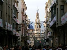 I don't think I'll mind a month here! Alcoy, Spain!