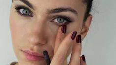 ANgelina Jolie makeup in The tourist