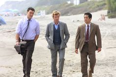 'Rigsby', 'Patrick Jane', and 'Cho'.
