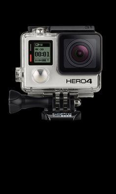 GoPro Hero 4: Testing and reviewing GoPro's latest action camera, rating battery life and memory card, and analyzing the black edition.