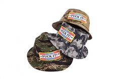 "HUF 2012 Summer ""Fuck It"" Headwear 