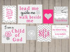 Baby Shower Gift - Child of God  Bible verse  Religious nursery by ArdenRaeDesigns, $22.00