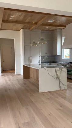 Kitchen Room Design, Modern Kitchen Design, Home Decor Kitchen, Kitchen Furniture, Interior Design Living Room, Home Kitchens, Kitchen Designs, Kitchen Remodel, Decoration