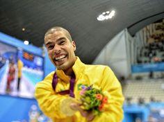 Daniel Dias - Medalha de ouro e recorde mundial - Foto: Fernando Borges/Terra