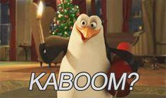 The Penguins of Madagascar!