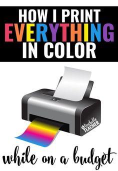 The best printing ha